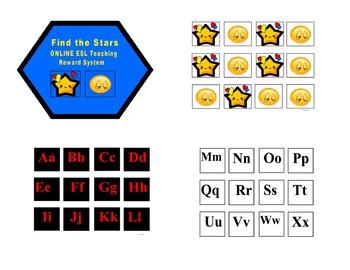 REWARD SYSTEM for ESL Online Teaching Rewards Games for VIPKid, gogokid