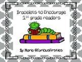 REWARDS! Bracelets to Encourage 1st Grade Readers