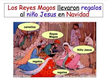 REYES MAGOS- The Three Wisemen- Jan 06 celebration