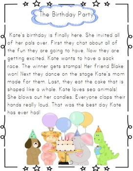 RF 1.2 Long and Short Vowel Stories