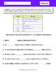 RF.3.3 Third Grade Common Core Foundational Skills: Phonics & Word Recognition
