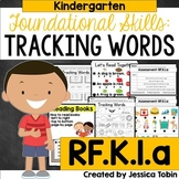 RF.K.1.a- Tracking Words