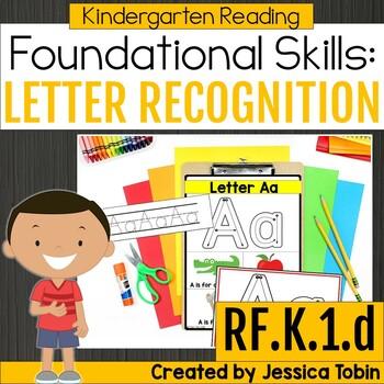 RF.K.1.d- Letter Recognition