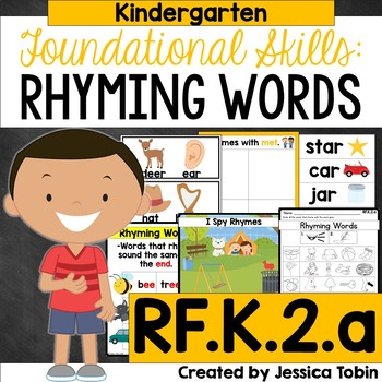 RF.K.2.a- Rhyming Words