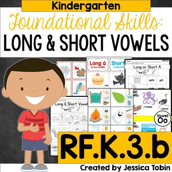 RF.K.3.b- Long and Short Vowels