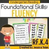 RF.K.4- Kindergarten Fluency- Emergent Reader