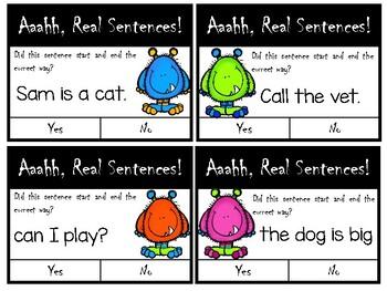 RF1a- Sentence Features