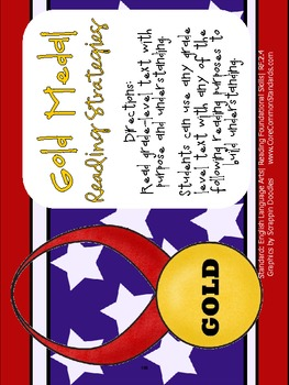 RF.2.4 Second Grade Common Core Worksheets, Activity, and Poster