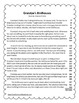 RF.5.4 Fifth Grade Common Core Worksheets, Activity, and Poster