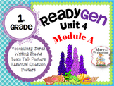 ReadyGen: Module 4A - 2014 Edition