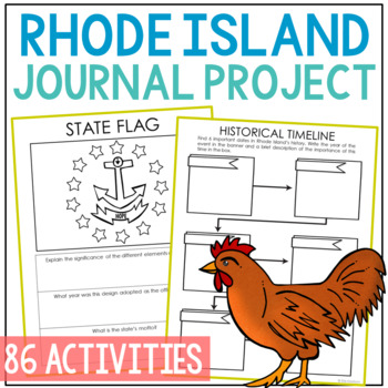 RHODE ISLAND State History Research Project | Social Studies DISTANCE LEARNING