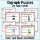 RHYME AND REBUS WORD PUZZLES  - Digraphs