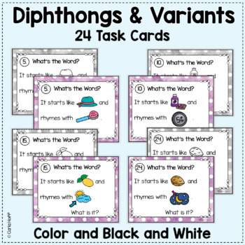 RHYME AND REBUS WORD PUZZLES - Other Vowels