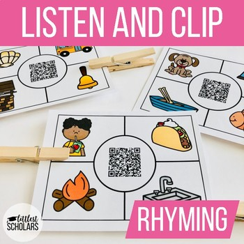 RHYMING [Listen and Clip]