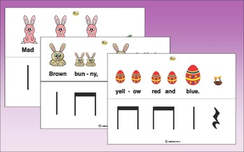 RHYTHM CARDS EASTER