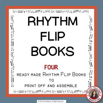 RHYTHM Flip Books
