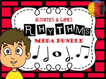 RHYTHM GAMES AND ACTIVITIES BUNDLE