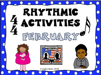 RHYTHMIC ACTIVITIES February Resources