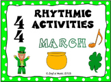 RHYTHMIC ACTIVITIES March Resources