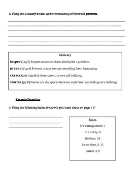 RI 1.5 Text Features Assessment