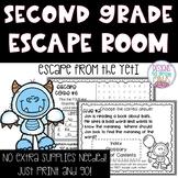 RI 2.5 Escape Room Activity- Escape from the Yeti