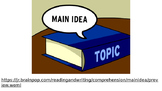 RI.3.2 Main Idea Mini Lesson