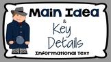 RI 3.2 PowerPoint: Main Idea & Key Details