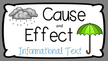 RI 3.3 Informational Text Bundle