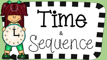 RI 3.3 PowerPoint: Time and Sequence