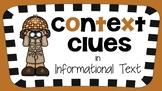 RI 3.4 PowerPoint: Context Clues