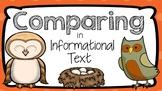 RI 3.8 PowerPoint: Comparing