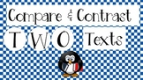 RI 3.9 PowerPoint: Compare and Contrast Two Texts