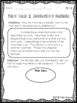 RI 4.2 Identifying Main Idea Mini Lessons