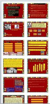 RI 4.3 and RI 3.3  Explain events, procedures, ideas in text flipchart
