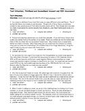 RI 4.5, RI4.6, RL4.6 Assessment