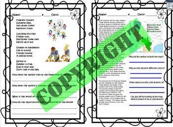 RI 4.7 & RL 4.7  Interpret information presented visually, orally, etc.