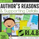 RI4.8 Author's Reasons and Evidence