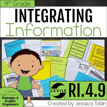 RI.4.9 Integrating Information from Two Texts