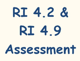 RI 4.2 and RI 4.9 Assessment