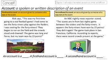 RI 5.6 PowerPoint: Multiple Accounts