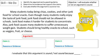 RI 6.8 PowerPoint: Supported and Unsupported Arguments
