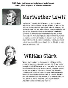 RI.1.3 - Lewis & Clark
