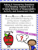 RI2.1 Asking & Answering Questions Gradual Release Activities & Assessment Pack