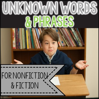 Unknown Words and Phrases