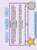 RI.3.3 Third Grade Common Core Worksheets, Activity, and Poster