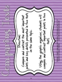 RI.3.9 Third Grade Common Core Worksheets, Activity, and Poster