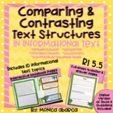 RI5.5/ RI 5.5 - Comparing & Contrasting Text Structures