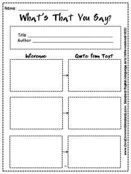 RI.5.1 Fifth Grade Common Core Worksheets, Activity, and Poster