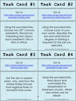 RI.5.7 Fifth Grade Common Core Worksheets, Activity, and Poster