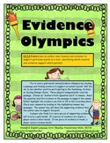 RI.5.8 Fifth Grade Common Core Worksheets, Activity, and Poster